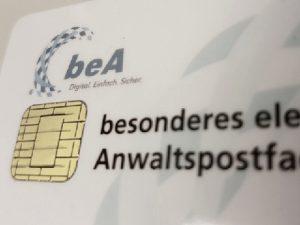 Justiz wird digital – Zustellung mit beA und EGVP ab 01.01.2018: Formate, Empfangsbekenntnis, Sicherheit & Risiken